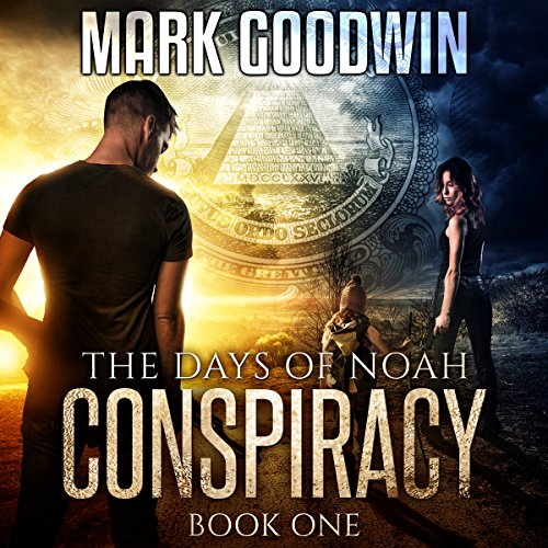 The Days of Noah audiobook cover art