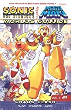 Sonic / Mega Man: Worlds Collide 3