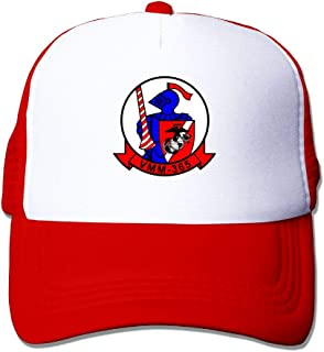 VMM-365 Truck Hat Adjustable Mesh Cap Basebal Cap Sun Hat