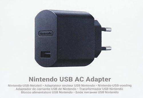 Nintendo Classic Mini: Adaptateur secteur pour le câble USB de la console
