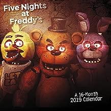 Best fnaf calendar 2019 Reviews