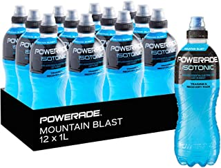 Powerade Mountain Blast 12 x 1L