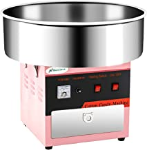 Best cotton candy machine battery operated Reviews