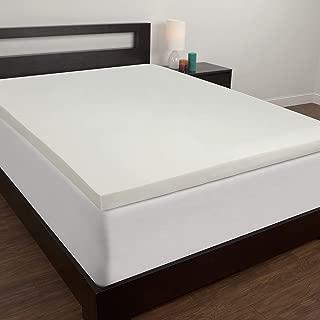 Comfort Revolution 4 Memory Foam Mattress Topper Full