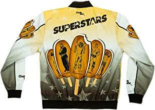 WWE Superstars Legends Ice Cream Bar WWE Fanimation Chalkline Jacket