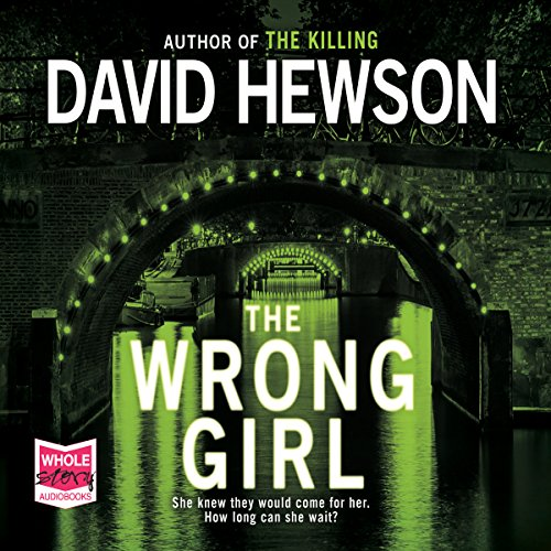 The Wrong Girl cover art
