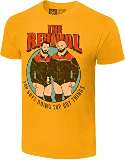 WWE The Revival Say Yeah Authentic T-Shirt