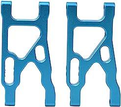 RC Front Lower Arm Front Lower Suspension Arm CNC Precisie Bewerking met Perfecte Maat voor WLtoys 1/10-K949 RC Auto(Blue ...