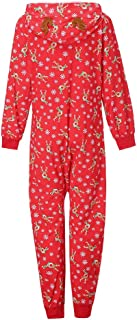 Daddy&Mommy&Baby Christmas Parent-Child Clothing Siamese Home Clothing Front With Buttons By Mlide