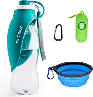 Best dog and water bottles Reviews