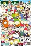 1art1 49306 South Park - Charaktere  Poster 91 x 61 cm