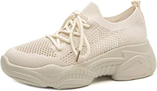 RAZAMAZA Women Fashion Sports Shoes Thick Sole