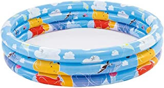 Intex 58915NP - Piscina hinchable Winnie 3 aros 147 x 33 cm, 288 litros