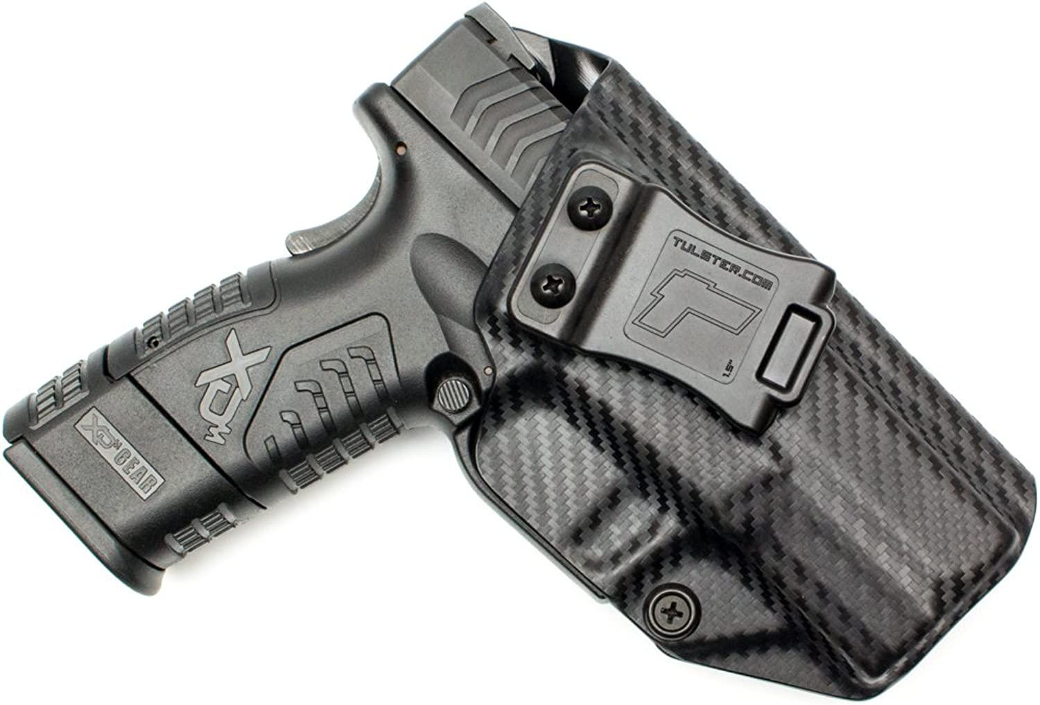 Tulster Springfield Armory XDM 3.8  9mm .40 Holster IWB Profile HolsterRight Hand