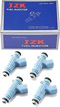 JZK Fuel Injectors 4PCS/SET MP-10548 0280155976 For Dodge Chrysler 2.0L 2.4L