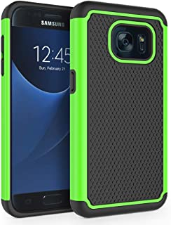 Amazon Com Samsung Galaxy S 7 Green Cases Holsters Sleeves Cell Phones Accessories