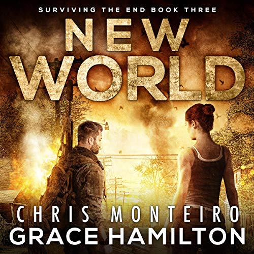New World  By  cover art