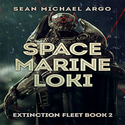 Space Marine Loki cover art
