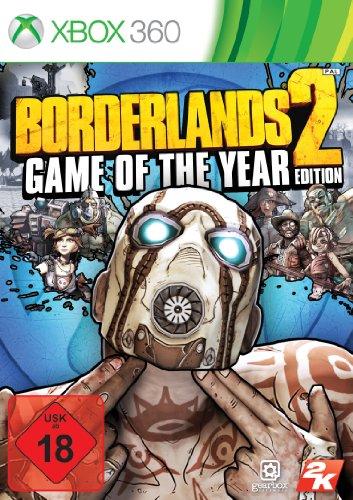 Borderlands 2 - Game Of The Year Edition [Importación Alemana]