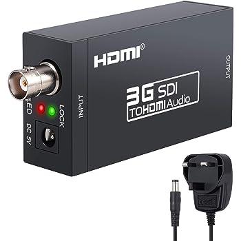 Blackmagic Hdmi To Sdi Mini Converter Amazon Co Uk Electronics