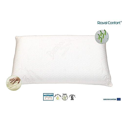 Oreiller mémoire de forme Visco Soja Confort du Sommeil