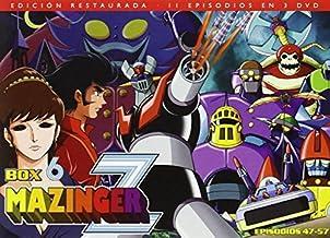 Mazinger Z Box 6 [DVD]
