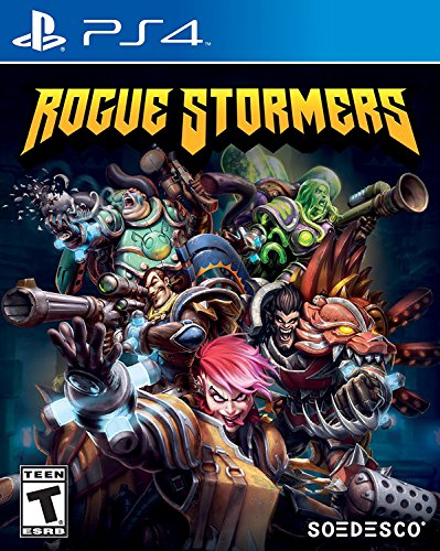 Rouge Stormers (輸入版:北米) - PS4