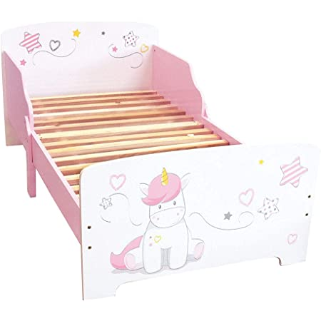 Fun House 713044 Licorne Lit pour Enfant, à partir de 3 Ans