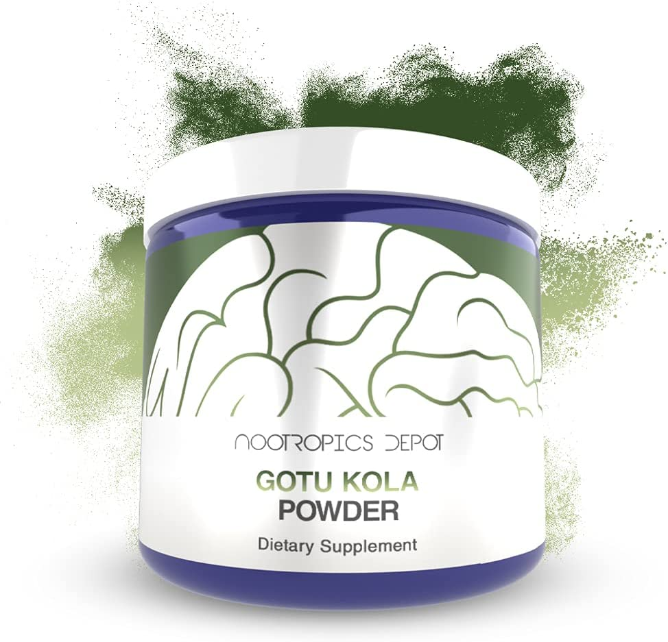 Gotu Kola Extract Powder Ranking TOP13 30 Grams asiatica ! Super beauty product restock quality top! 35-45% Centella