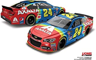 Lionel Racing Jeff Gordon 2015 Axalta Retro Rainbow 1:64 Nascar Diecast
