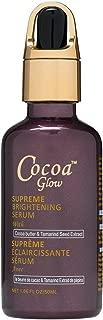 Cocoa Glow Supreme Brightening Serum - 1.66oz