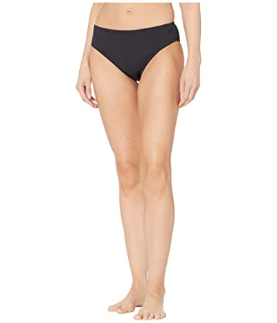 Speedo Core Compression High-Waist Bottoms (Speedo Black) Women