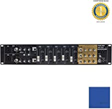 Tascam MZ-223 Industrial-grade Audio Zone Mixer with Microfiber and 1 Year Everything Music Extended Warranty