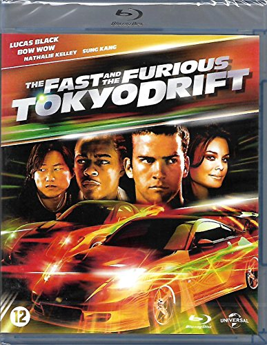 The Fast and the Furious: Tokyo Drift [ Blu-ray ]