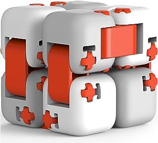 Ocamo Dados antiestrés de juguete,Cubos Bloque originales Xiaomi Mitu,Juguetes de Inteligencia Smart Fidget Cubos Mágicos Infinity Toys Anti Stress Ansiedad