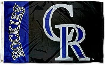 Wincraft Colorado Rockies Flag 3x5 MLB Banner