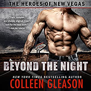 Beyond the Night audiobook cover art