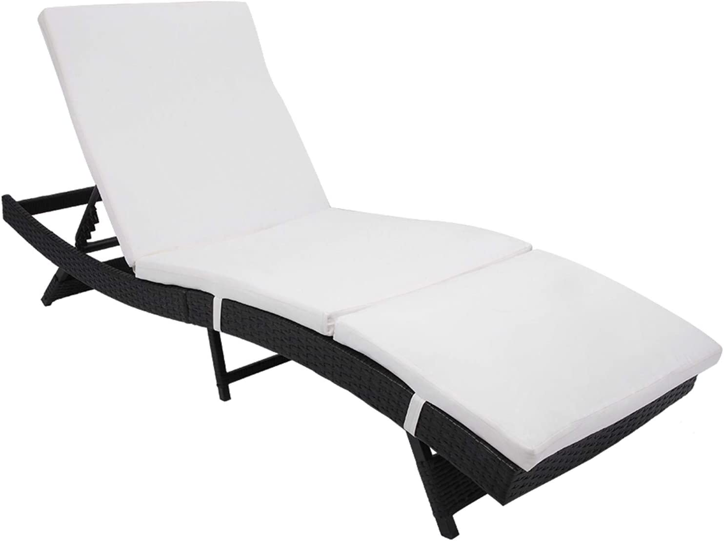 specialty shop Mushugu gt3-DL S Style Patio Price reduction Vines Chaise Chais Embossing Lounge