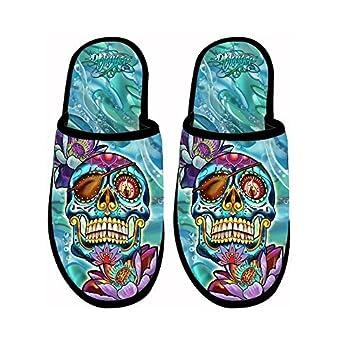 Best skull slippers mens Reviews
