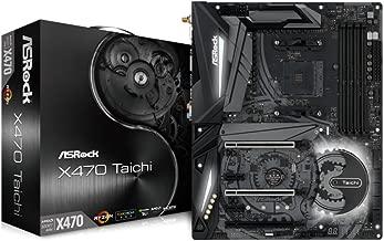 ASROCK AMD X470Chip Set ATX Motherboard X470Taichi