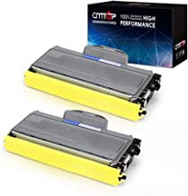 CMTOP TN-360 TN-330 Toner Cartridge Compatible for Brother TN-360 TN360 TN-330 TN330, High Yield, 2 Black, Work with Brother HL-2170W, HL-2140, MFC-7840W, MFC-7340, DCP-7040, DCP-7030, MFC-7440N