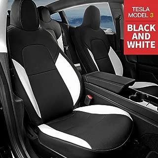 tesla model 3 back seat cover