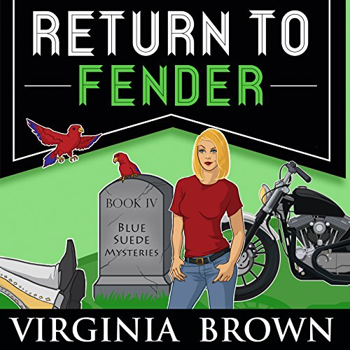 Return to Fender audiobook cover art