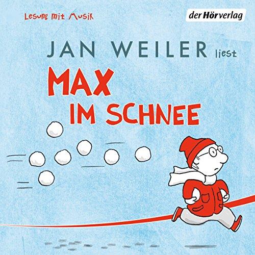 Max im Schnee Titelbild