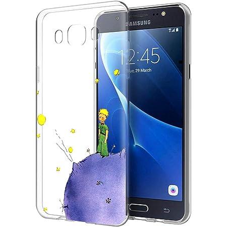 Coque Samsung Galaxy J5 2017, YOEDGE Etui en Silicone Transparente ...