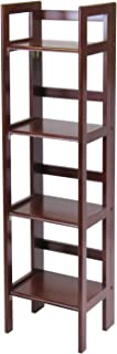 Winsome Wood 94852 Terry Shelving, Walnut