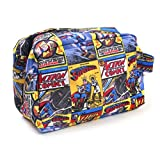 Superman - Comic Strip Wash Bag