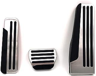 دواسات غطاء دواسات السيارة دواسات القدم، لسيارة Infiniti Q50 Q60 Q70 QX50 QX70 G25 G35 G37 M25 EX FX، دواسات غطاء مسند الق...