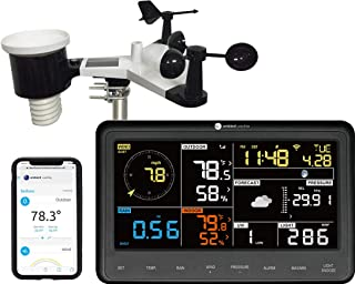 Ambient Weather WS-2902C WiFi Smart Weather Station