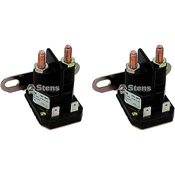 435-151 Starter Solenoid Compatible with Cub Cadet MTD 725-04439B AM138068 Cub Cadet CC30 FMZ50 GT1054 GT1554 GT2000
